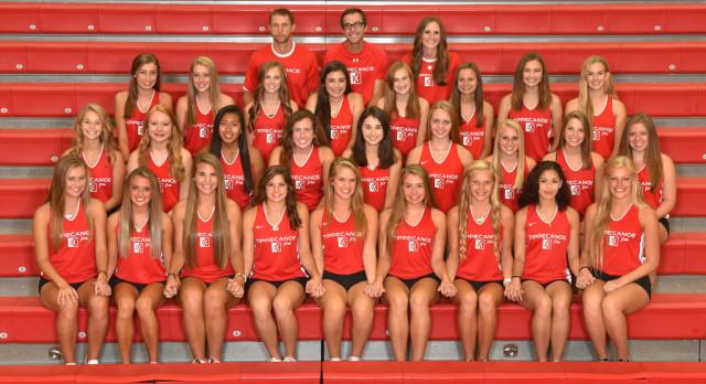 Tippecanoe High School Girls Cross Country Won Districts!!