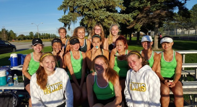 Eagles Finish Match Play With Win Over Oak Harbor