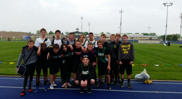 Fassett Boys Track and Field Place Second at League Championships