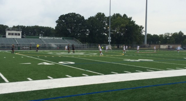 2nd Half Goals Against Clay Secure Strongsville Victory