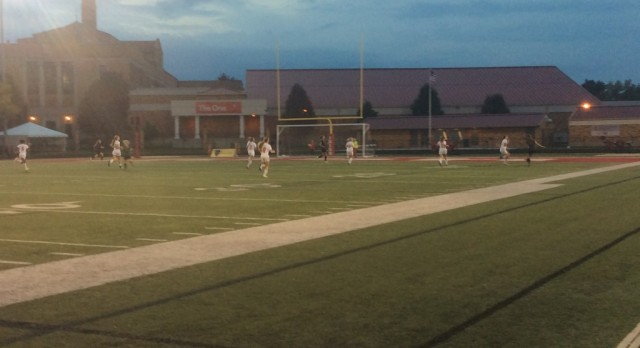Clay Shuts Out Central