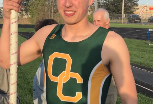 New School Record At Springfield Track Meet