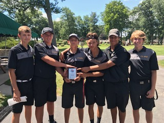 Clay Golf Finishes 2nd at Knight Invitational