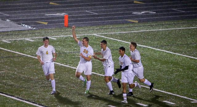 Clay High School Boys Varsity Soccer beat Port Clinton High School 13-2