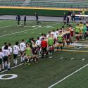 Men's JV soccer vs. St. John's 10-10-17