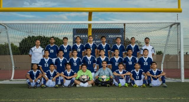 Boys' Soccer Captures Varsity and JV league titles