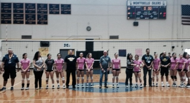 GVB honor teachers and win exciting match