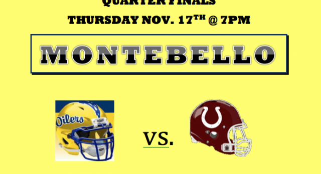 Oiler Football travels Thursday to Covina
