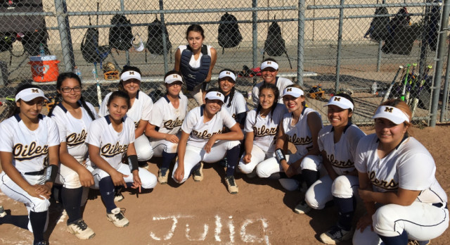 In Honor of Julia
