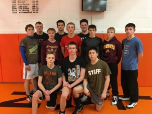 Good Luck to our Tigers heading to the Individual Section Wrestling Tourney on Friday Feb 19 and Saturday Feb 20 @ Annandale.  Start time 4:30pm and 11am.