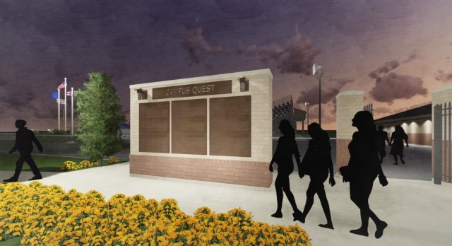 Miamisburg High School Athletic Complex – Donor Wall