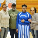 Girls Basketball Senior Day