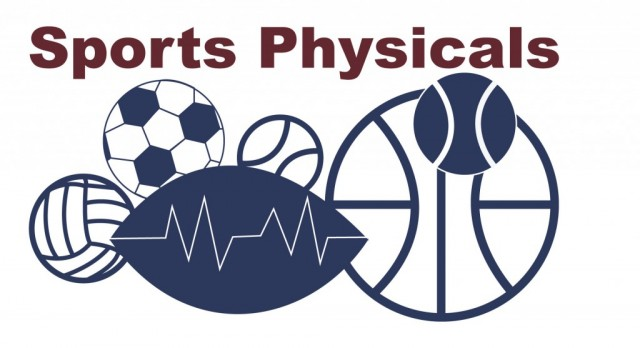 All School Physicals, Monday 5/23 at MHS
