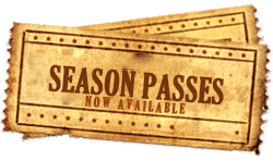 Season Passes and Parking Passes On Sale