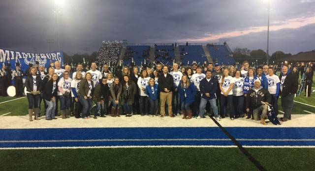 Congratulations To Staff Selected For Fall Staff Appreciation