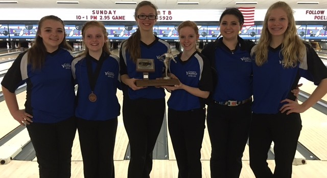Girls Win GWOC West and Finish 2nd Overall in GWOC