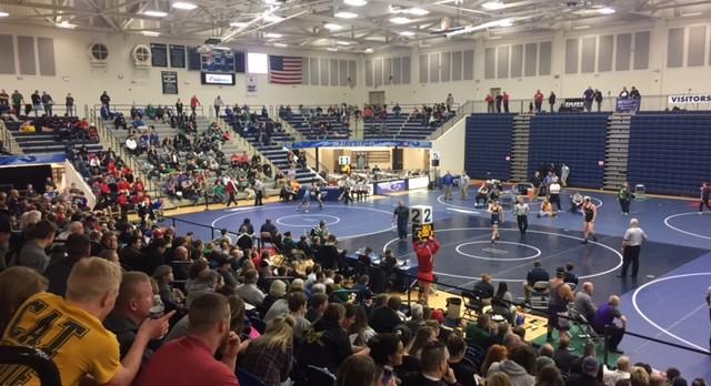 Perkins Advances to State Wresting Meet