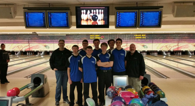 Boys Bowling State Bound – Back to Back