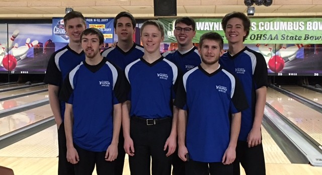 Boys Back to Back State Bowling Qualifiers