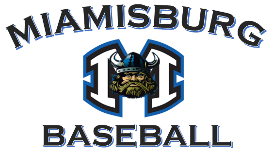 Miamisburg Baseball M Head