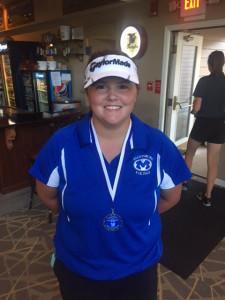 Grace Anspach - 86 All-Tournament Team 3rd