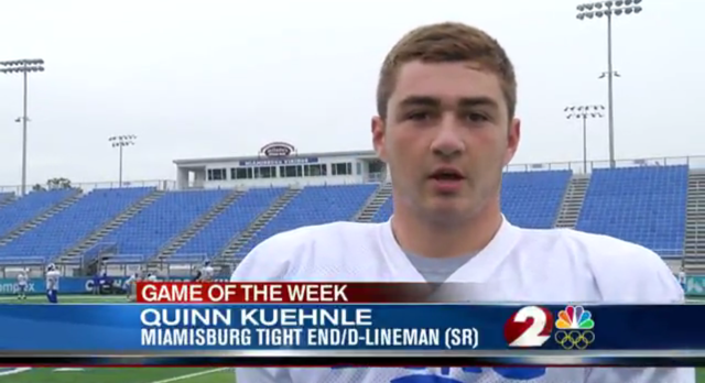 Operation Football Game of the Week (WDTN 2)