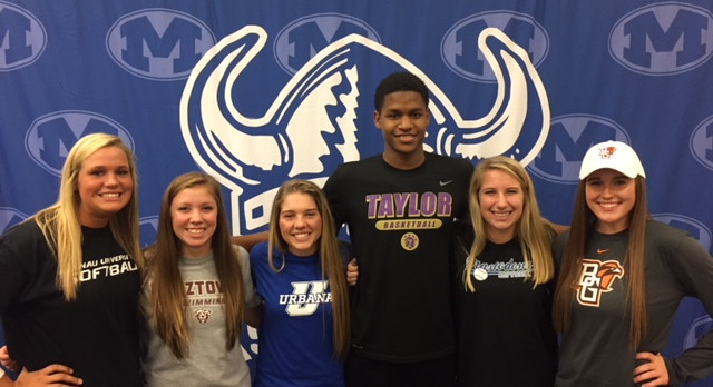 6 Athletes Commit During Early Signing Period 11/8