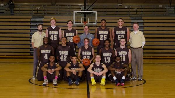 Basketball - Boys 2013-14 Team Photo