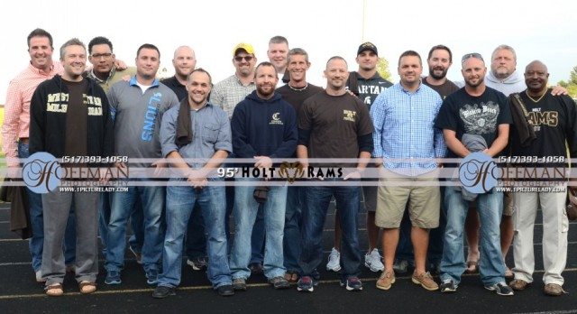 1995 Football Team Honored on Football Opening Night – Other Celebrations Scheduled