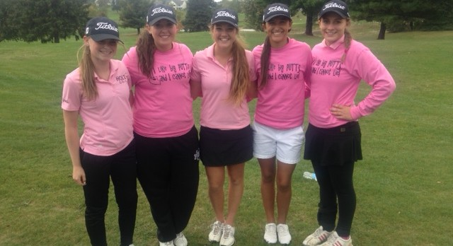 Girls Golf Advances to the Division I State Finals