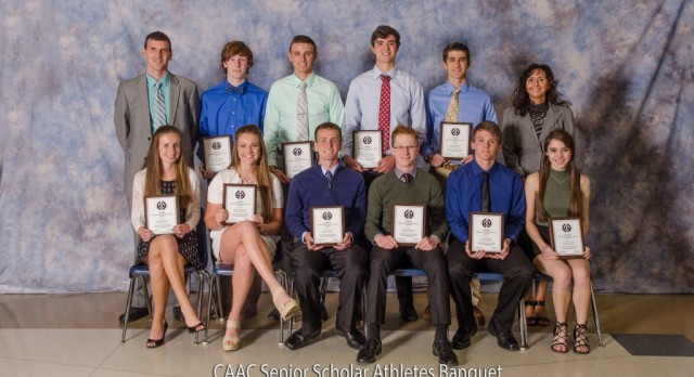 Holt Senior Scholar Athletes Honored