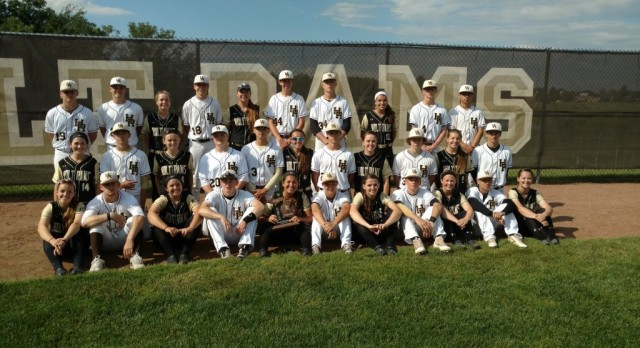 Holt Baseball and Softball – District Champs