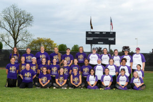 Holt Softball Hit to Remember 2017