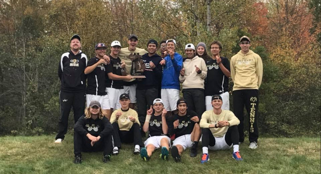 Holt Tennis Wins First Regional Title Since 1973, Advances to State Finals