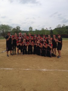 CONGRATS WEST SOFTBALL!          2014 Co-GMC CHAMPS
