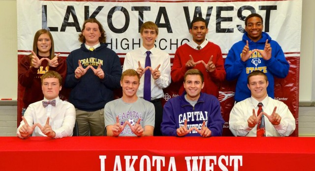 Lakota West Spring Signing Ceremony (Photos)