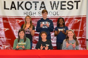2015 Spring Signees