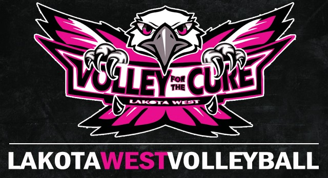Lakota West Volleball: Volley for the Cure on Tuesday