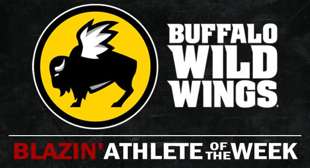 Bw's BLAZIN' Athletes of the Week 9/16/13 – 9/22/13