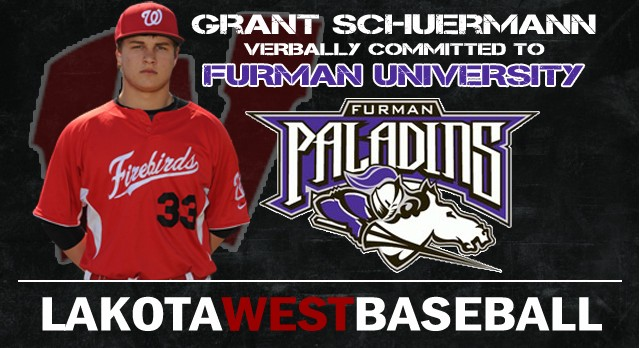 Grant Schuermann Commits to FURMAN BASEBALL!