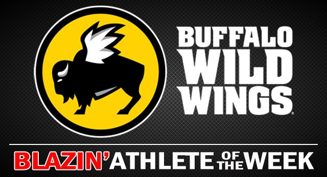 Bw's BLAZIN' Athletes of the Week 10/13/14 – 10/19/14