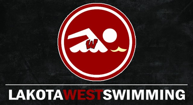 Four Lakota West Swimmers Finish Season in Canton