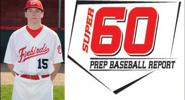 Baseball: Blaine Griffiths Invited to Prestigous Professional Scouting Event