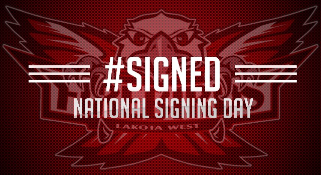 National Letter of Intent Winter Signing Event