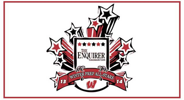 Firebird Athletes Named Enquirer Winter All-Stars