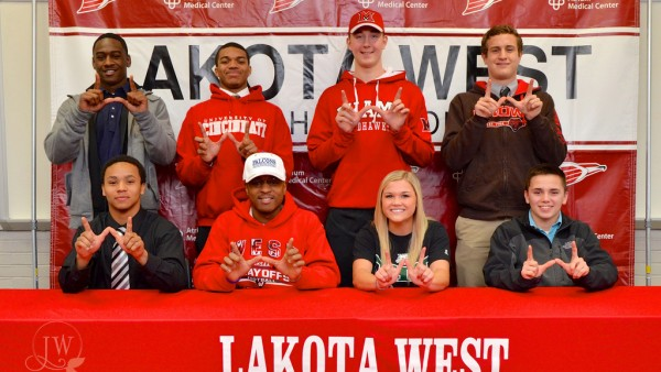Lakota West National Letter Of Intent Signing Day (Photos