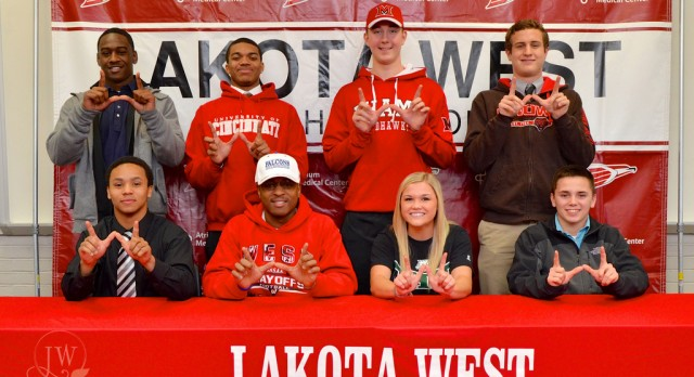 Lakota West National Letter of Intent Signing Day (Photos)