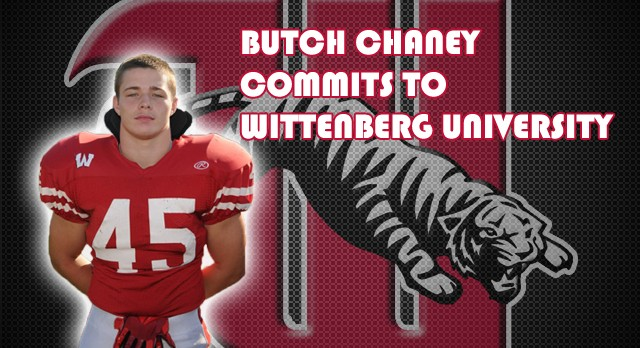 Butch Chaney commits to Wittenberg University