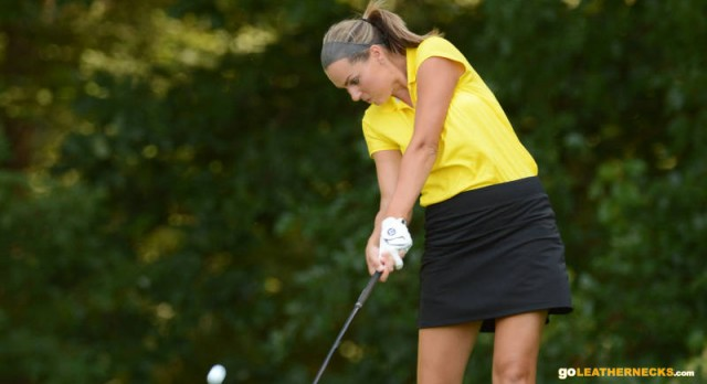 Alumni: Ashley Jeffers Leads Women's Golf in Benbow Invitational