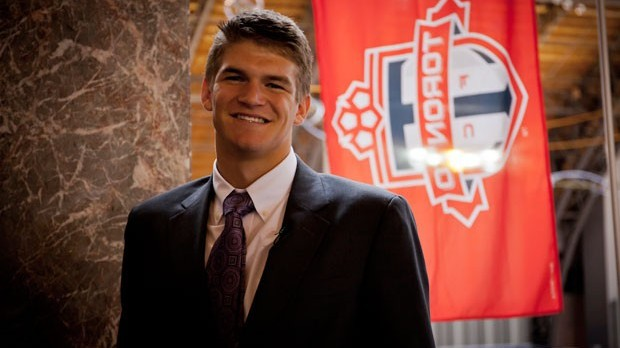 Alumni: Q&A with Nick Hagglund discussing life in the MLS